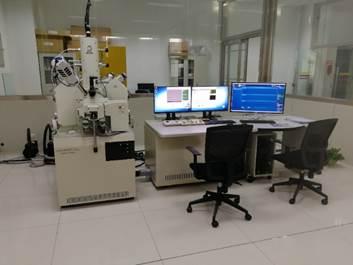 1~300μm; (5)二次电子像分辨率:3nm; (6)配备牛津x-max20能谱仪